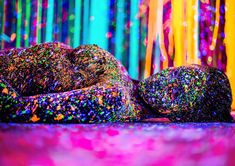 Lost In Infinity Split: Psychedelic Photos by Alex Markow & Magnus Sodamin - Inspiration Grid   Design Inspiration