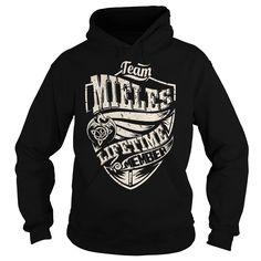 Team MIELES Lifetime Member (Dragon) - Last Name, Surname T-Shirt