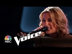 "Clarissa Serna Audition: ""Zombie"" (The Voice Highlight)"