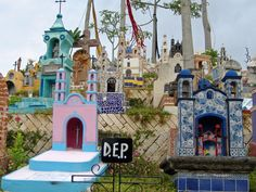 Xcaret: Cementerio - Playa del Carmen, México