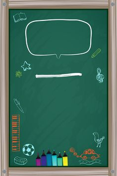 Blackboard Frame Design Decoration background The post Blackboard Frame Design Decoration background appeared first on Decoration.