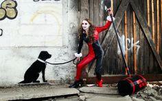 Harley Quinn cosplay / Batman #cosplay #batman #harley #harleyquinn