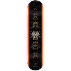 043cc08eb66a78 Real Skateboards Real Zion Wright Sacred Deck Medium 8.25x32
