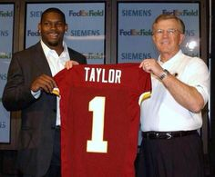 With the 5th pick of the 2004 NFL Draft the Washington Redskins select... Sean Taylor, Miami University.