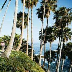 Laguna Beach, Ca. From Sunset Magazine