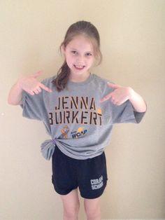 Jenna Rose Burkert