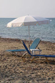 On the beach - a week in Corfu     Cooksister.com #travel #Greece #Corfu #beach