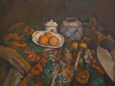 Still Life with Ginger Jar, Sugar Bowl and Oranges, Paul Cezanne Paul Cezanne, Cezanne Art, Still Life With Apples, Still Life Fruit, Cleveland Museum Of Art, Art Institute Of Chicago, Museum Of Fine Arts, Museum Of Modern Art, Cezanne Still Life