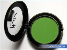 Melkior Tropical Green Eyeshadow Review, Swatches, Photos