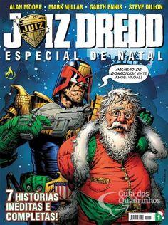 Juiz Dredd Especial de Natal n° 1 - Mythos
