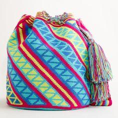 Hermosa Wayuu Mochila Bag