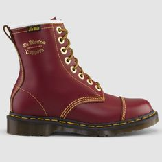 Dr. Martens Capper Boot – Made In England