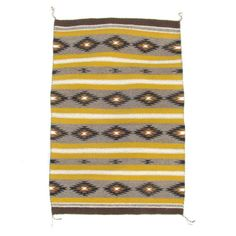 Navajo Blanket from Ruby + George - different but I like it!