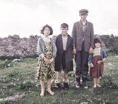 Europe: Children in rural Ireland