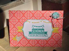 Geburtstagskarte SU: Kartenset für viele Anlässe