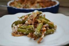 Green bean casseroke without the soup