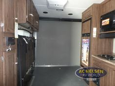 New 2017 Forest River RV Work and Play FRP Series 18EC Toy Hauler Travel Trailer at AC Nelsen RV | Shakopee, MN | #2391