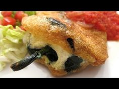 Authentic Mexican Chile Relleno Recipe | How To Make Chiles Rellenos