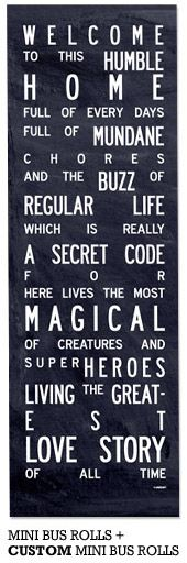 We have a humble, mundane home full of love and all things magical including superheroes, mermaids, and faeries :).