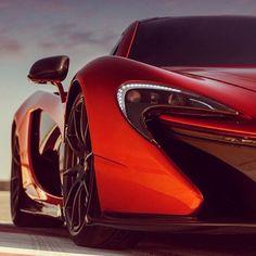 Sexy Beast - McLaren P1