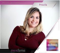 https://flic.kr/p/FhHB5r | Priscila - TV Gazeta - Max Fama | Nossas modelos foram aprovadas para uma pauta sobre moda no programa Mulheres, da TV Gazeta. Parabéns!  #maxfama #kids #modelo #modelos #agenciademodeloparacriança #figurante #job #moda #plussize #publicidade #fotografia #fashion #catalogos #revista #lookbook #campanha #TV #Pauta #models #trabalho #modelospararecepção #modelosparablitz #photography #catalog #magazine #casting #sãopaulo