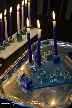 How to Make a Kid-Friendly, DIY Menorah | Jewish Boston Blogs