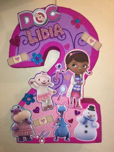 Ideas for a doctor's party toys - Celebrat : Home of Celebration, Events to Celebrate, Wishes, Gifts ideas and more ! 1st Birthday Favors, 3rd Birthday Parties, 2nd Birthday, Doc Mcstuffins Birthday Cake, Doc Mcstuffins Toys, Doctor Party, Craft Party, Etsy, Number 2