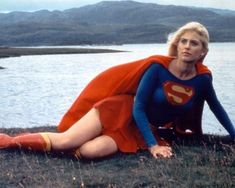 Helen Slater as Supergirl. Helen Slater Supergirl, Supergirl 1984, Supergirl Movie, Animated Movie Posters, Heroes Reborn, Dark Comics, Superman Art, Tv Girls, Laura Vandervoort
