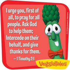 1 Timothy when we pray we encourage our grandchildren to pray outloud for their family & friends. Catholic Kids, Kids Church, Catholic Crafts, Church Ideas, 1 Timothy 2, God Made You, Veggietales, Bible Verses Quotes, Art Quotes