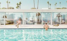 Palm Springs 2  2015 (Limited Edition #10 of 25)