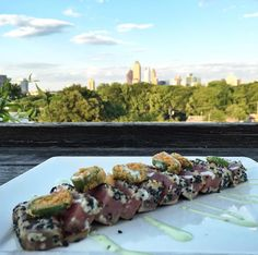 "The 50 Best Things to Eat in Atlanta Before You Die | The ""Big Tuna"" at Six Feet Under"