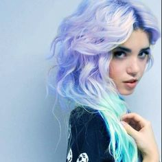 reminds me of cotton candy <3