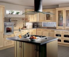 Light maple kitchen cabinets ideas
