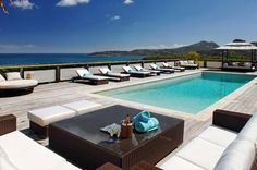 St. Barts Beachfront Villas by WhereToStay