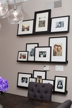 Paint colors that match this Apartment Therapy photo: SW 7505 Manor House, SW 6982 African Violet, SW 6990 Caviar, SW 9160 Armadillo, SW 7672 Knitting Needles
