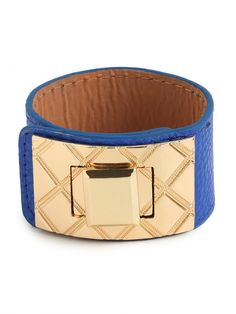 our cobalt quilt belt wrap! love the color combo