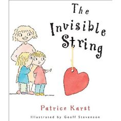 Book and Activity for The Invisible String