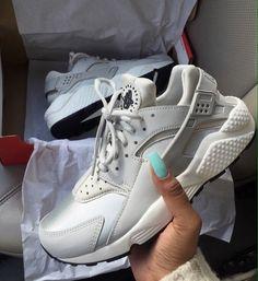 Nike Huarache Sneakers nike, shoes, and grey Sock Shoes, Cute Shoes, Me Too Shoes, Shoe Boots, Pretty Shoes, Latest Sneakers, Sneakers Fashion, Shoes Sneakers, Nike Fashion