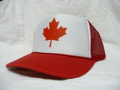 Canada Trucker Hat - Products, Business and Brands Trucker Hats & More