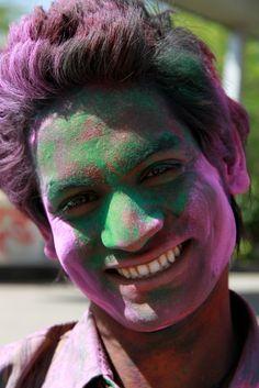 https://flic.kr/p/99FXmr | la fête des couleurs pour tous, Inde, India, Rajasthan (Philippe Guy)