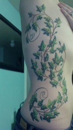 1000 images about ivy tattoos on pinterest vine tattoos for Poison ivy vine tattoos
