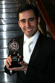 BroadwayWorld was there for Jersey Boys' Tony party at Hard Rock Cafe on June the night of the Tonys to celebrate their 4 wins, including Best Musical! John Lloyd Young, Tony Award Winners, Jersey Boys, Hard Rock, Actors & Actresses, Handsome, Celebrities, Glee, Bing Images