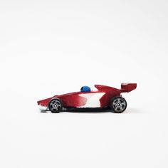 [Toy Car] 3D printing model by Irvandynata Rifai (batch 2014, UPH Product Design)