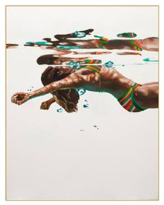Melting Back Into 2 by Eric Zener presented by Hespe Gallery