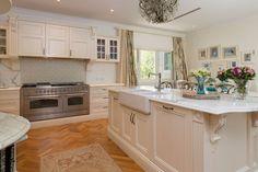 Gordon House Kitchen