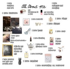 """All about me"" by j-jingles ❤ liked on Polyvore featuring art and allaboutme"