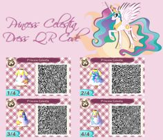 topqua \u201c Part 3 of my MLPFiM dress design series in Animal Crossing New  Leaf! I made Celestia\u0027s dress just in time for the Summer Solstice event  tomorrow