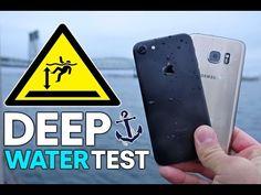 La resistencia al agua del iPhone 7 a 10 metros de profundidad - http://www.actualidadiphone.com/la-resistencia-al-agua-del-iphone-7-a-10-metros-de-profundidad/