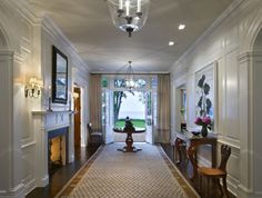 Image result for georgIAN ENTRANCE HALLWAYS