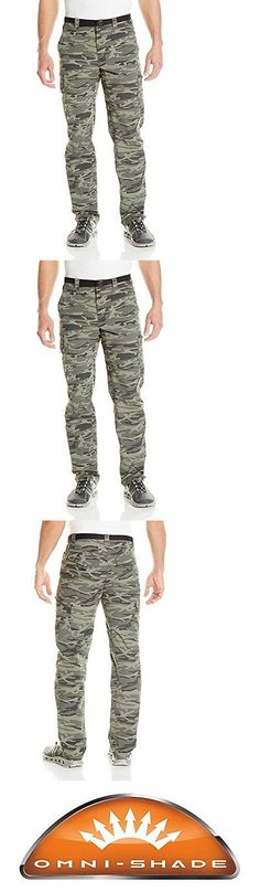 Pants and Shorts 181360: Columbia Sportswear Men S Silver Ridge Printed Cargo Pant, Gravel Camo Print, -> BUY IT NOW ONLY: $73.54 on eBay!